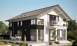Haus Mit Satteldach 25 Grad : haus evolution 154 v 3 hausbau24 ~ Lizthompson.info Haus und Dekorationen