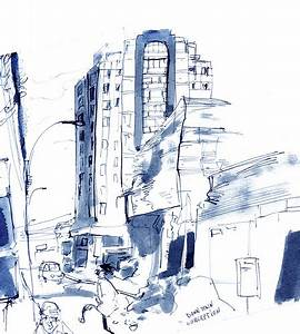 earthquake street sketch | Flickr - Photo Sharing!