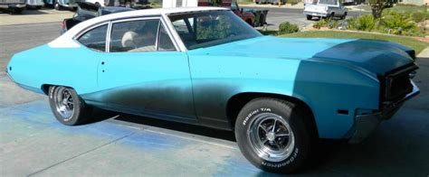 68 Buick Gs Build