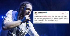 This Post Malone Twitter Exchange With a Fan Gives Me Hope ...