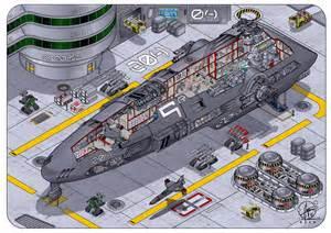 spaceship tiger class by paul muad dib on deviantart