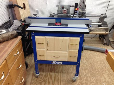 kreg router table plans futuristic kreg router table router tables for your work