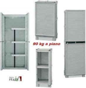 armadietti per esterni armadietti armadi box in resina mobile per esterno balcone