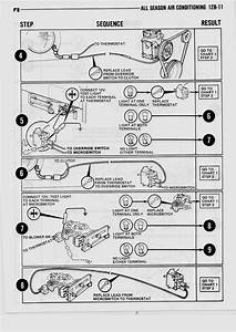 12b Air Conditioning    1976 Amc Technical Service Manual