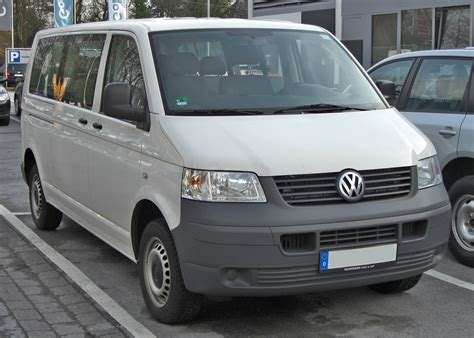 Caravelle Picture by Volkswagen Caravelle Pictures Information And Specs