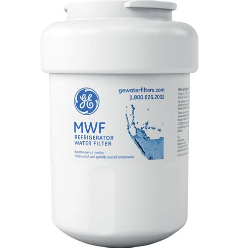 general electric mwf ge refrigerator water filter  applicable