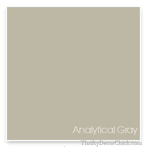 analytical gray sherwin williams for the home