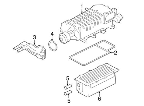 Supercharger Components For Ford Mustang