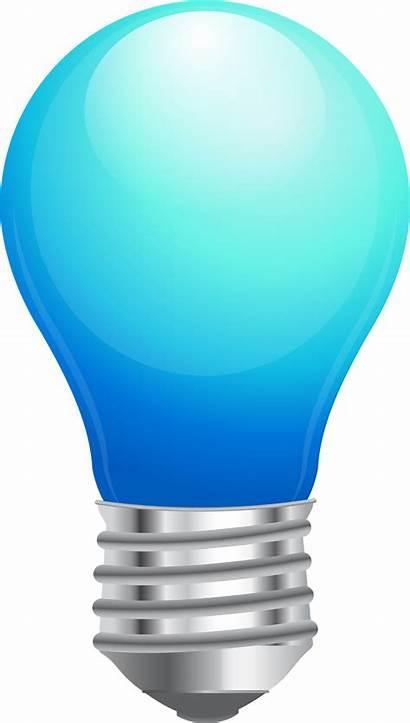 Clipart Bulb Lamp Globe Clip Bulbs Divider