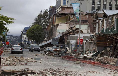 tremblement de terre 224 christchurch nouvelle z 233 lande