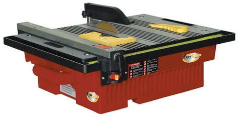 tile saw menards florcraft 7 quot heavy duty tile saw at menards 174