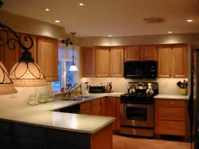 recessed lighting in kitchens ideas kitchen lighting ideas for various kitchen designs mykitcheninterior