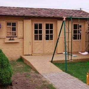 Vente Chalet Bois Habitable : tout le confort avec un chalet en bois habitable stmb ~ Melissatoandfro.com Idées de Décoration