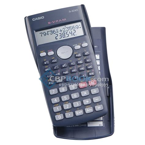 CASIO Scientific Calculator FX-82MS Original - CBPBOOK ...
