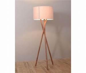 Lampe Chevet Scandinave : lampe bois scandinave bricolage maison et d coration ~ Teatrodelosmanantiales.com Idées de Décoration