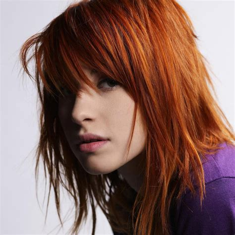 25 Shiny Orange Hair Color Ideas From Red To Burnt Orange
