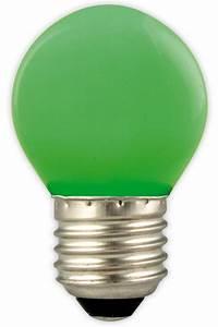 Ampoule Led Couleur : ampoule led boule couleur e27 1w blue yellow green ~ Melissatoandfro.com Idées de Décoration