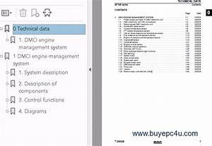 Daf Xf105 System And Component Information Dmci Pdf