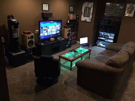 cool gaming room ideas gaming bedroom ideas epic video game room decoration ideas for small gamer room decoration