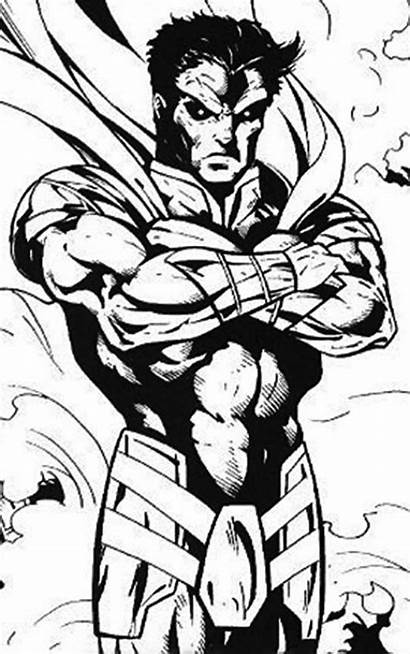 Rpg Aberrant Mal Divis Character Drawing Heroes