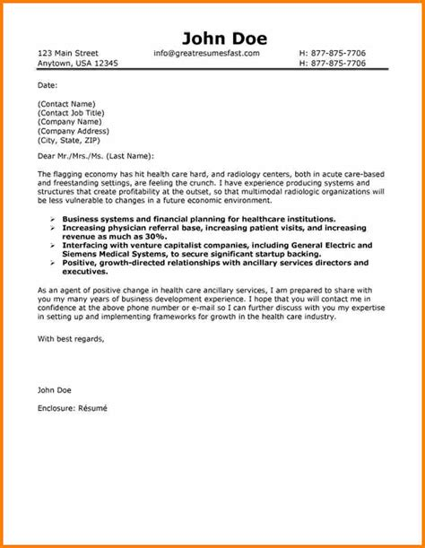 Powerful Resume Cover Letter Exles by 6 Executive Cover Letter Resume Reference