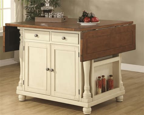 diy kitchen island drop leaf