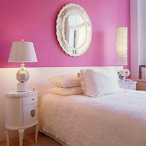 Chic, Pink, Bedroom, Design, Ideas, For, Fashionable, Girl