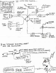 Live To Ride Ride To Church  Drawn Motorcycle Wiring