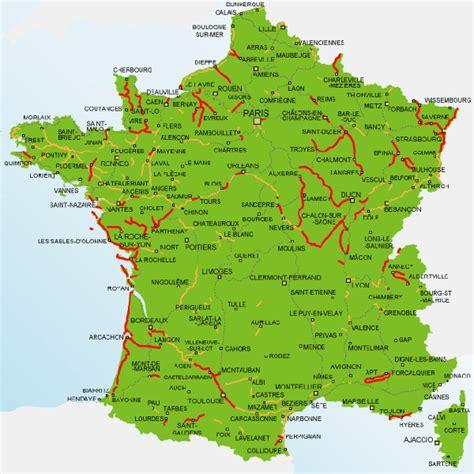 Carte De Avec Principales Villes A Imprimer by Infos Sur 187 Carte De Avec Villes A Imprimer