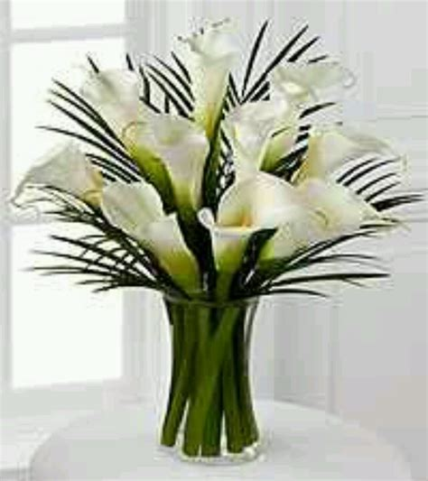 calla lily table l calla lily table arrangement table arrangements