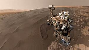 Curiosity Rover Finds Seasonal Clues About Martian Methane ...