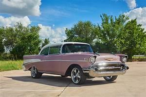 Chevrolet Bel Air 1957 : prestine 1957 chevrolet bel air for sale restoration galerierestoration galerie ~ Medecine-chirurgie-esthetiques.com Avis de Voitures