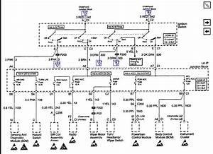 2000 Pontiac Grand Prix Wiring Schematic