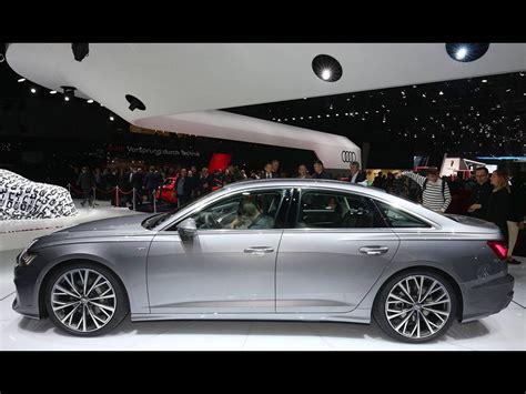 2019 Audi A6 At Geneva Motor Show- Autoportal