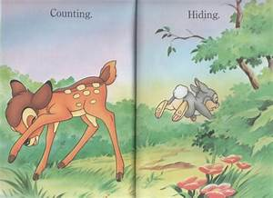 Hide And S : easy reader 2002 bambi 39 s hide and seek ~ Frokenaadalensverden.com Haus und Dekorationen