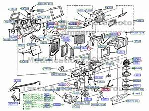 New Oem Heater Blower Motor Feed Wiring Ford F150 Expedition  Yl3z