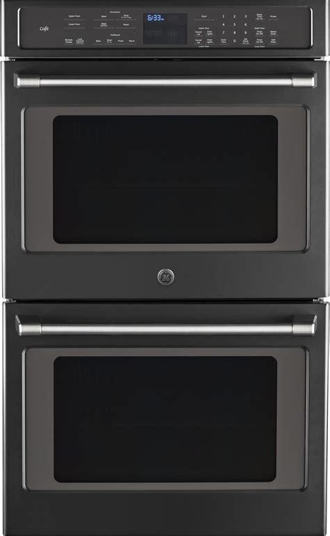 ge ctekds   double wall oven   cu ft