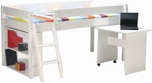 Lit Bureau Conforama : lit bureau enfant choix et prix avec le guide d 39 achat kibodio ~ Teatrodelosmanantiales.com Idées de Décoration
