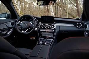 Mercedes Classe C Blanche : mercedes benz c w205 450 amg 4matic 2015 essai ~ Gottalentnigeria.com Avis de Voitures