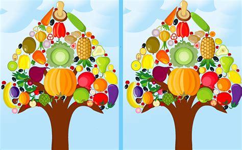 arbre à légumes différences jouez gratuitement à arbre