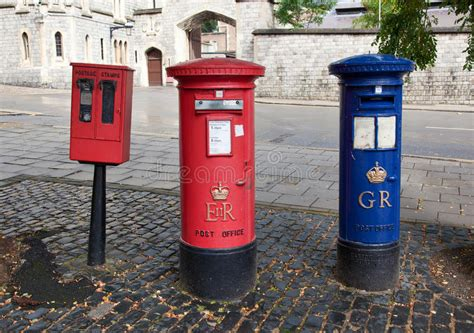 Red British Mail Box On A City Street Stock Image Diy Big Paper Flower Template Glitter Dipped Water Bottle Aluminum Sand Casting Delightful Wall Art Free Guide And Templates Valentine S Day Present For Him Jewelry Holder Using Plates Wood Burning Stove Plans Candle Ideas