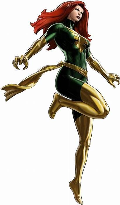 Marvel Jean Grey Earth Avengers Alliance Wikia