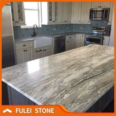 Lowes Fantasy Brown Marble Kitchen Granite Countertops