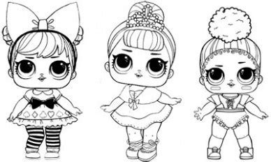 Coloring Pages Of Dolls Eskayalitim