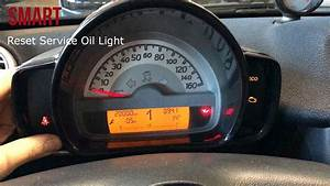 Smart - Reset Service Light