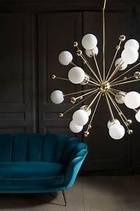 Lustre Design Salon : quelles sont les diff rences entre lustre suspension et plafonnier ~ Teatrodelosmanantiales.com Idées de Décoration
