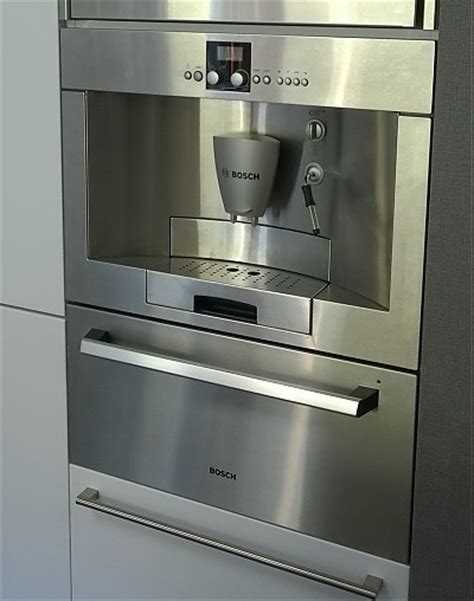 Einbau Kaffeevollautomat Bosch kaffeevollautomat bosch bosch kaffeevollautomat