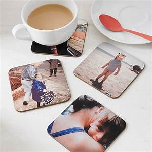 Set, Of, Four, Personalised, Drinks, Coasters, By, Instajunction