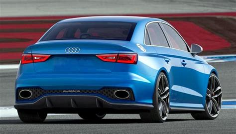 2019 Audi S3 Sedan Review And Release Date