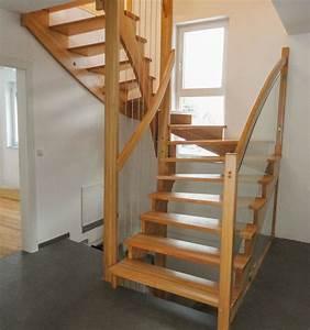 Treppe Mit Glasgeländer : aufgesattlete treppen herstellung tischler oesterreich 11 marco treppen ~ Sanjose-hotels-ca.com Haus und Dekorationen